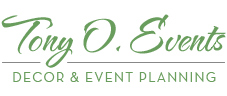 Tony O. Events Logo