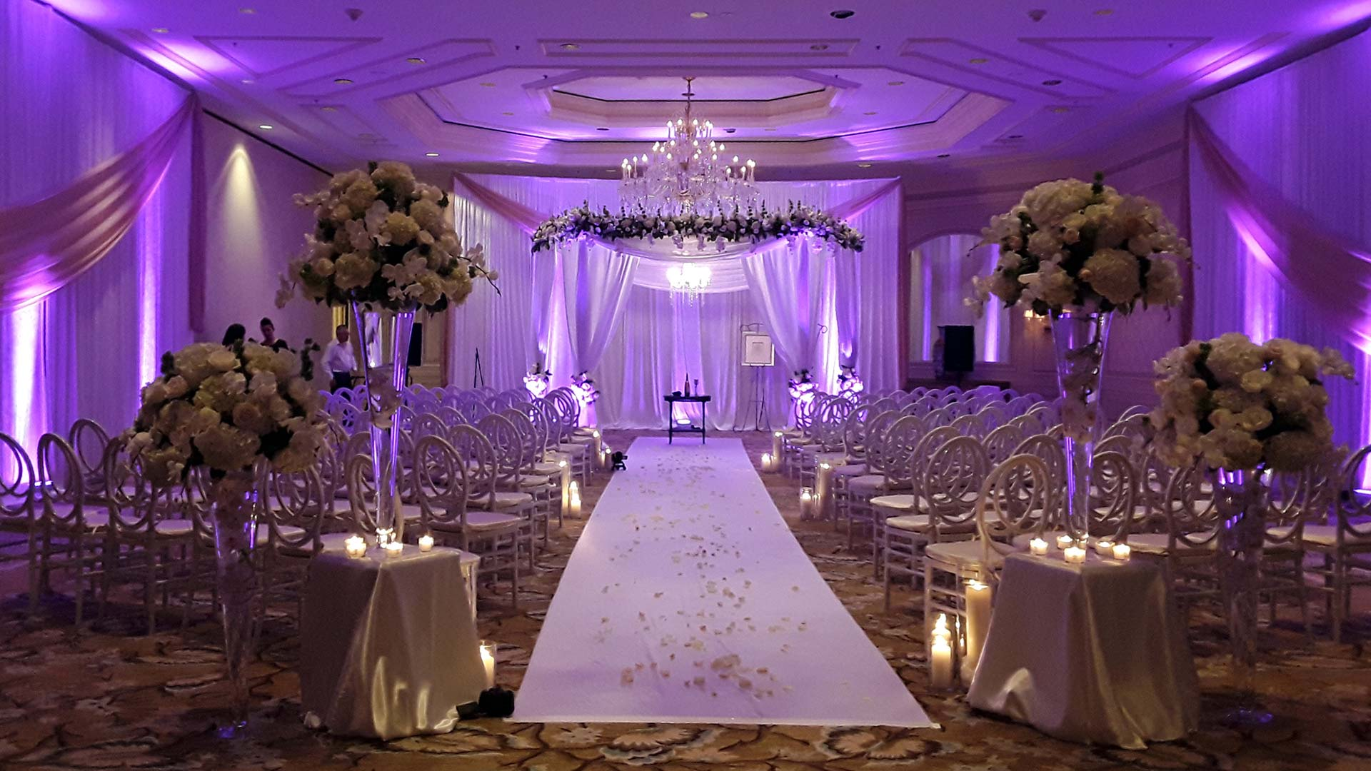 Florida Event Decor Slide Show